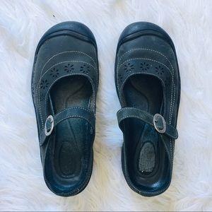 Keen Mary Jane Calistoga Slip On Sandals